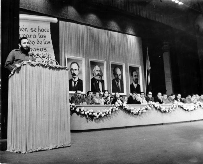 Aniversario 51 de la presentación del Comité Central del Partido Comunista de Cuba