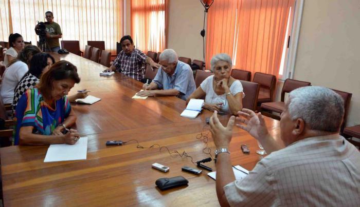 Analizarán diputados de toda Cuba Proyecto de Ley de Aguas Terrestres