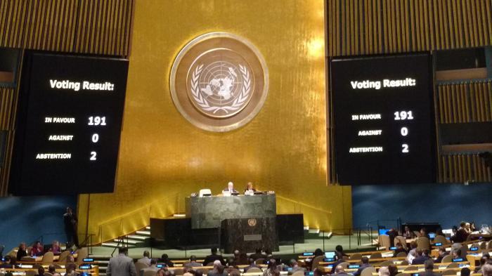 Overwhelming Majority of International Community Says 'NO' to U.S. Blockade of Cuba