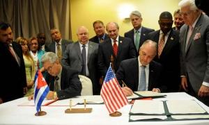 Estado norteamericano de Louisiana y Cuba exploran nuevas oportunidades de negocio