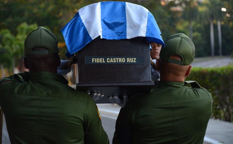 Regreso de Fidel a Santiago (+Fotos)