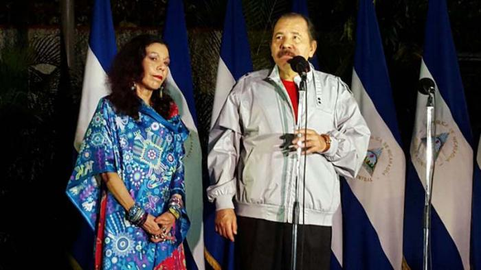 Nicaragüenses reeligen presidente a Daniel Ortega