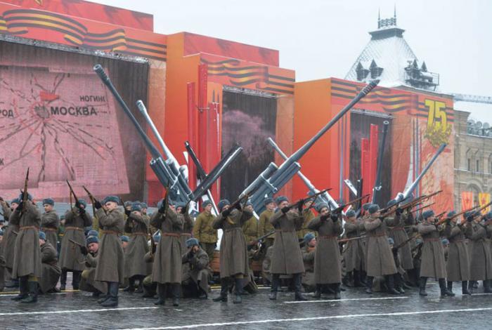 Aniversario Revolución Octubre