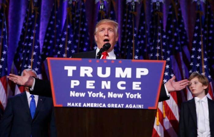 Las reacciones del mundo ante elección de Trump como presidente de EE.UU