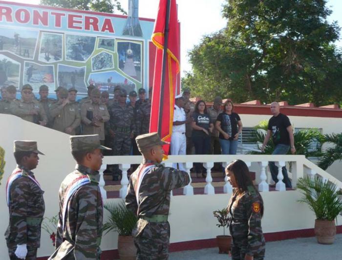 Brigada de la Frontera, Orden Antonio Maceo