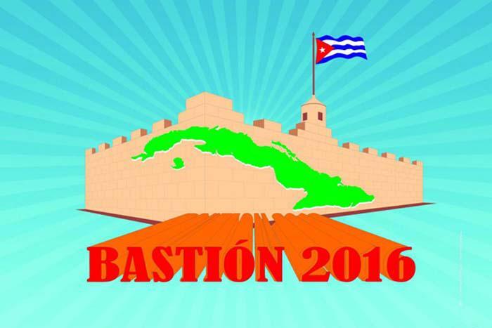 Comienza hoy en Cuba Ejercicio Bastión 2016