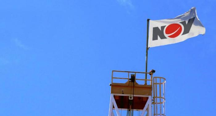 La compañía multinacional con sede en EE.UU. National Oilwell Varco es la última de una larga lista de empresas multadas. Foto: NOV