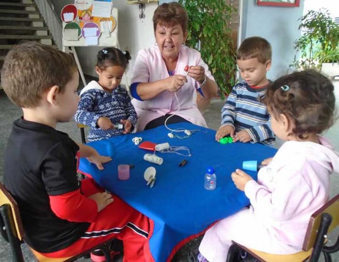 Resalta UNICEF prioridad que ofrece Cuba a la primera infancia