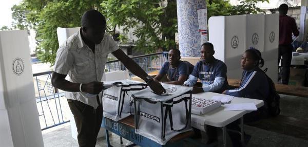 Elecciones en Haití transcurrieron en normalidad