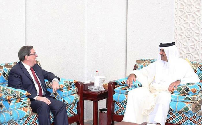 Qatar Wants to Further Deepen Cooperation Links with Cuba