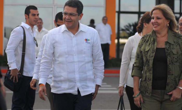 Cuba y Honduras firmaron Memorando de Entendimiento en salud