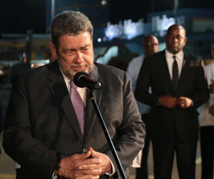 San Vicente y las Granadinas: Fidel está presente en todo el mundo