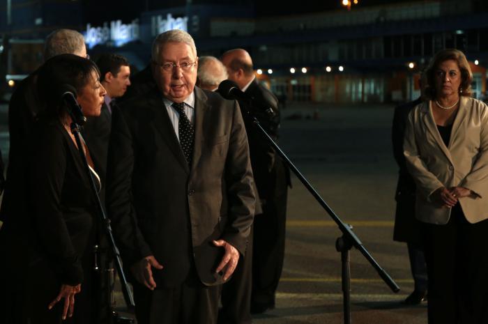 Argelia: Compartimos el dolor de Cuba