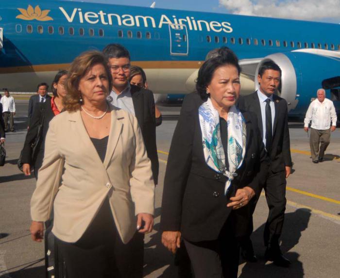 Vietnam: Siempre junto a Cuba