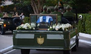 Rinden tributo a Fidel Castro en su provincia natal