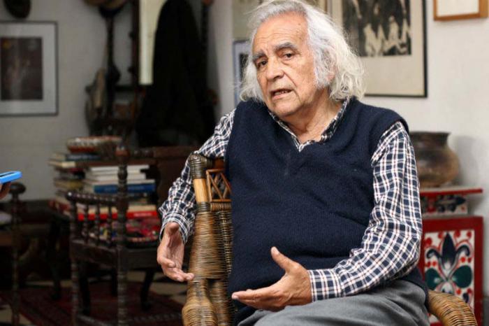 Arturo Corcuera, poeta peruano.