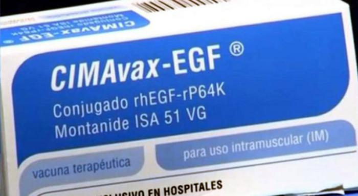 Cuban lung cancer vaccine in last stage of clinical trials