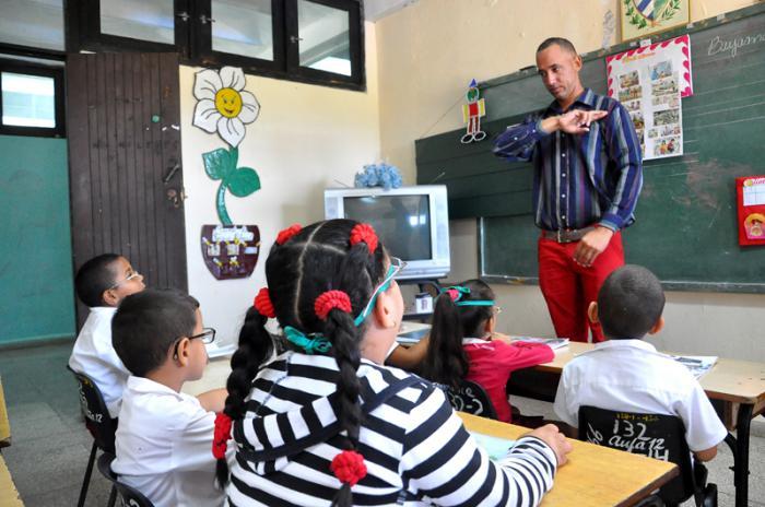 Atención a infantes con discapacidad en Cuba, una  muestra de Derechos Humanos