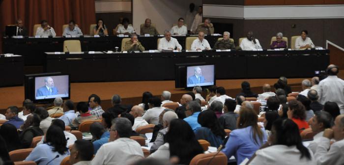 En Cuba: sesiona Asamblea Nacional en su octava legislatura