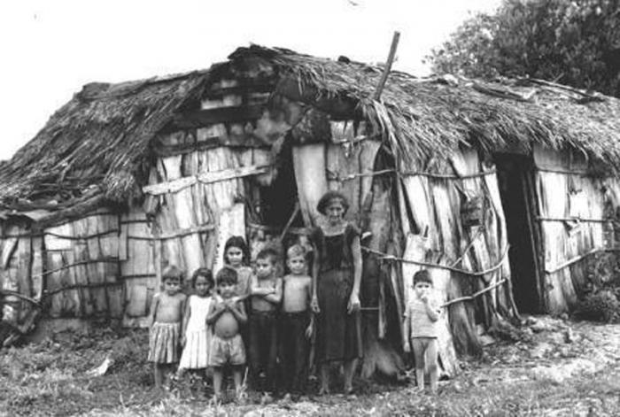 Campesinos pobres