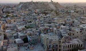 Alepo vuelve a la vida en tenaz lucha contra los terroristas.