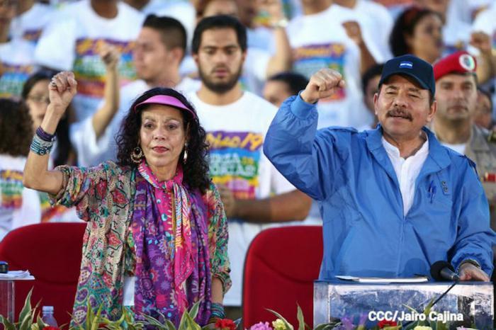 Daniel Ortega y Rosario Murillo saludan aniversario 58 del Triunfo de la Revolución Cubana