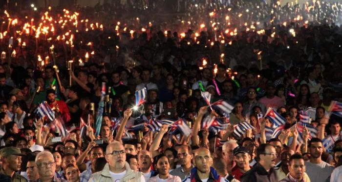Marcha de las Antorchas en toda Cuba el próximo 27 de enero