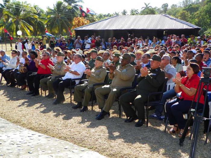 Aniversario 60 del ataque al cuartel de La Plata