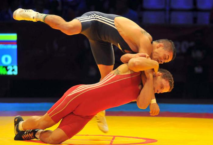 International wrestling tournaments in Cuba enter their second day