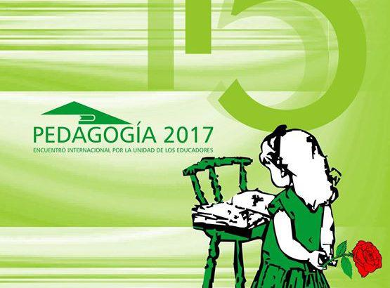 Inició hoy en Cuba evento Pedagogía 2017