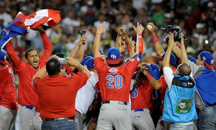 Béisbol-Serie del Caribe-Culiacan Final Mex vs PR gana los Criollos de Caguas 1 x 0 y son Campeones