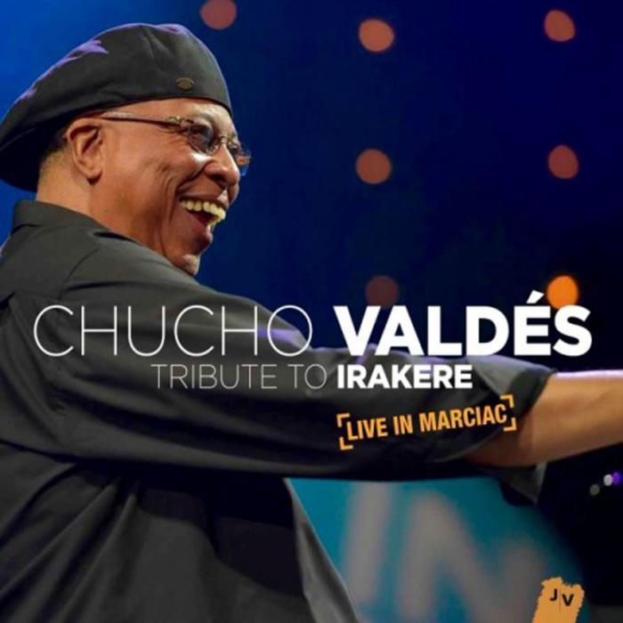 Portada del disco  de Chucho Valdés - Tribute to Irakere