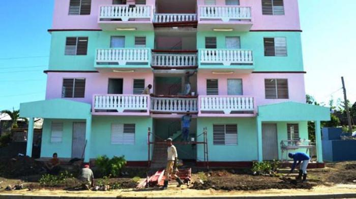 Building for Families Affected by Hurricane Matthew is Almost Ready