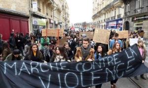 Desde el incidente con la policía, ocurrido el pasado 2 de febrero, se registran numerosas manifestaciones en Francia.