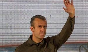 Tareck El Aissami, vicepresidente de la República Bolivariana de Venezuela