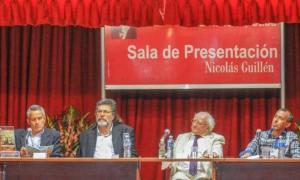 El mandatario irlandés refirió que la ocasión ayuda a reforzar los vínculos culturales entre Cuba e Irlanda. Foto: José M. Correa