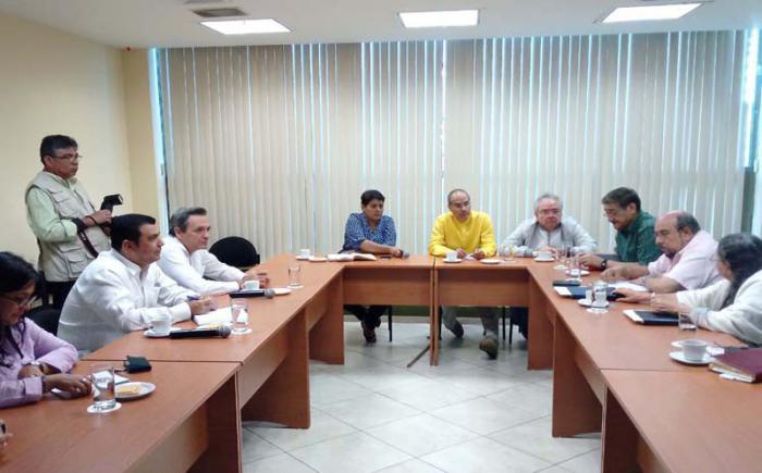grupo parlamentario en solidaridad con Cuba en nicaragua.