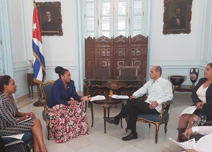 Dialogan en La Habana representantes de Cuba y el Caribe