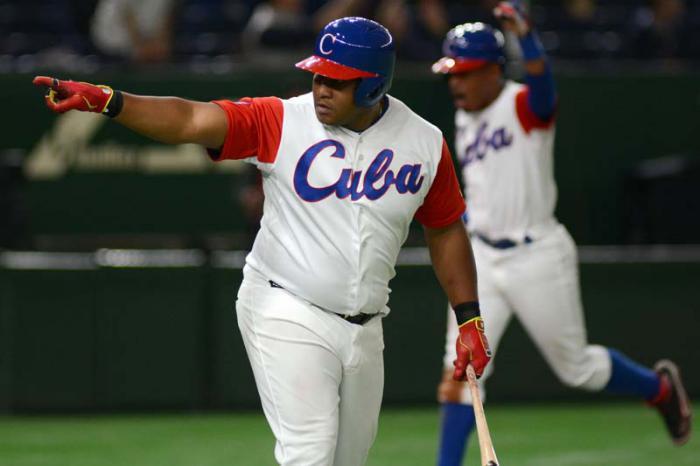Jonrón de Despaigne mete a Cuba en segunda ronda del Clásico Mundial (+ Fotos)