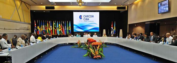 Los representantes caribeños aprobaron la Declaración Final de la V Reunión Ministerial de Caricom-Cuba.