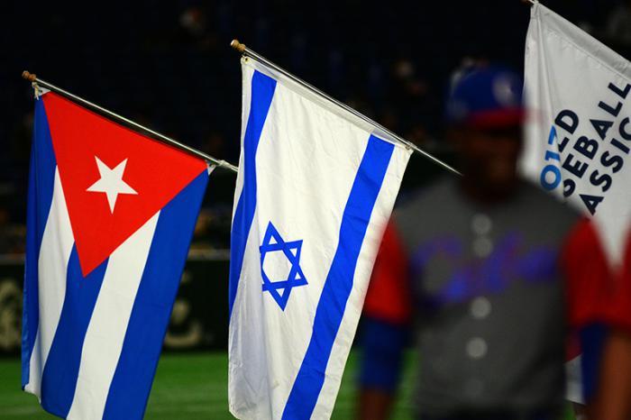 Cuba vs. Israel en 2da. ronda del CM2017, jugada a jugada