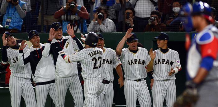 Japón derrota a Cuba y la pone contra la pared