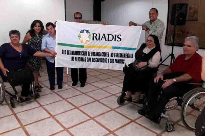 Sesiona en Cuba evento de Red Latinoamericana de personas con discapacidad