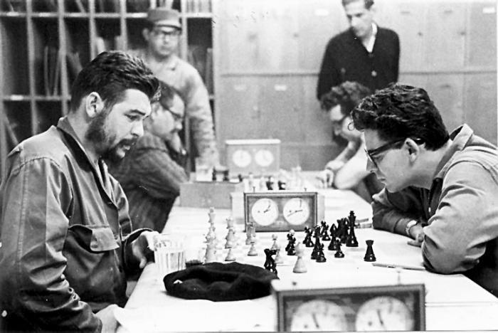 Dedicarán al Che Guevara simultánea de Ajedrez