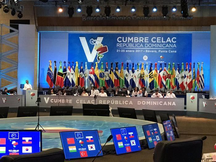 Celac examinará nuevos retos para América Latina y el Caribe
