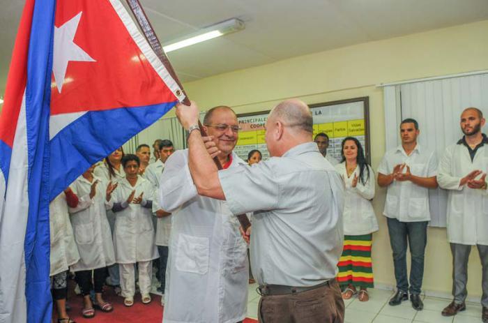 Contingente Henry Reeve dedica a Fidel labor de solidaridad en Perú