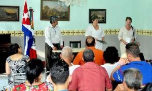 Conferencia Pueblos y su cultura