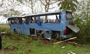 Accidente de tránsito en Granma provocó 55 lesionados