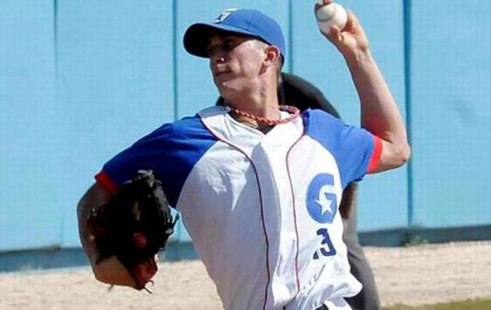 Lanzador camagüeyano Gógora fue el mejor zurdo del 58º torneo cubano de Béisbol
