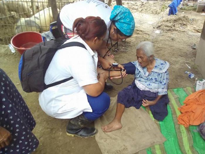 Elogian autoridades de Perú quehacer de brigada médica cubana